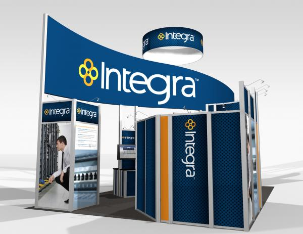 RE-9030 Trade Show Rental Exhibit -- Image 3