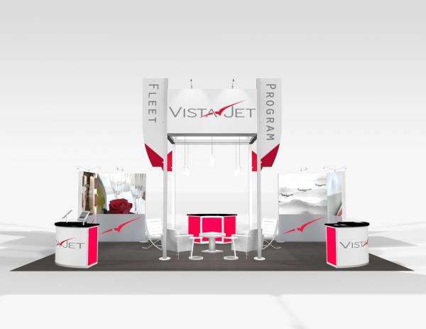 RE-9077 Trade Show Rental Exhibit -- Image 1