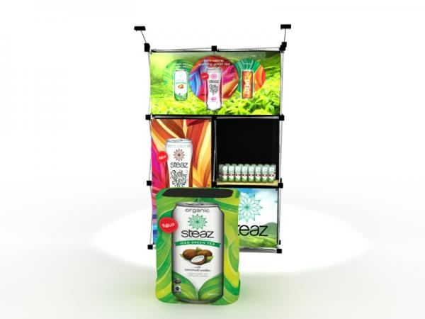 FG-104 Trade Show Pop Up Display
