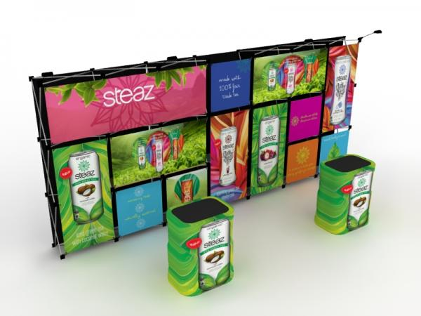 FG-202 Trade Show Pop Up Display -- Image 3