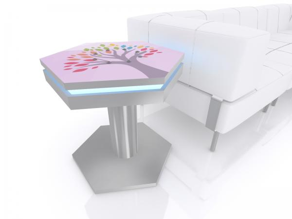 MOD-1451 End Table Charging Station -- Image 1