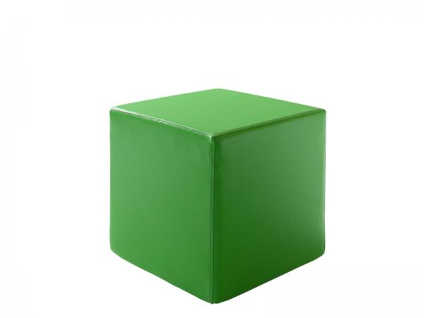 CEOT-022 Green | Vibe Cube -- Trade Show Rental