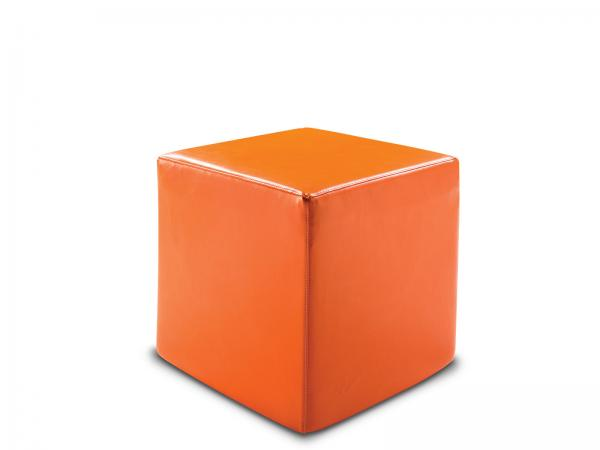 CEOT-013 Orange | Vibe Cube -- Trade Show Rental