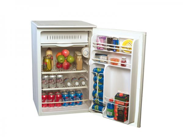 Mini Refrigerator -- Trade Show Rental Furniture