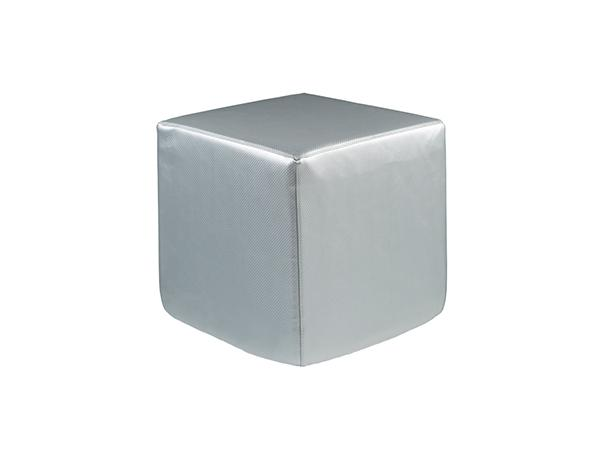 CEOT-047 Silver | Vibe Cube -- Trade Show Rental Furniture