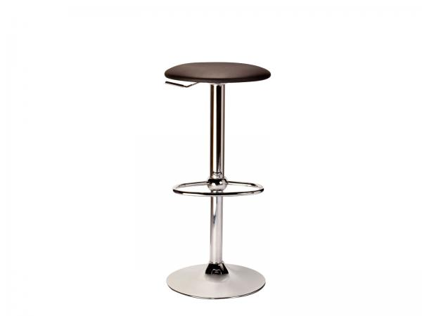 CEBS-017 | Black Barstool -- Trade Show Furniture Rental