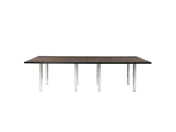 10 ft Madison Conference Table -- Trade Show Rental Furniture