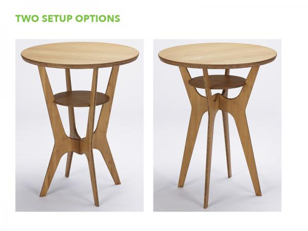 Reversible Table Options
