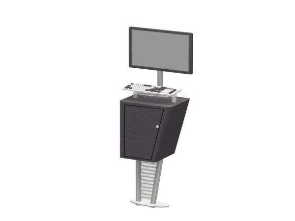 MOD-1211 Trade Show Workstation or Kiosk