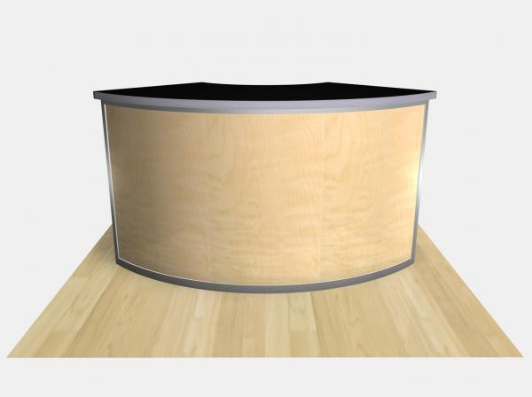 MOD-1567 / Large Curved Counter - Image 3