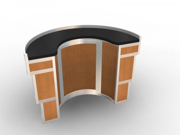 MOD-1237 Trade Show Counter -- Image 4