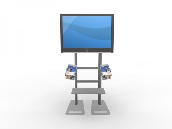 MOD-1247 Workstation/Kiosk for Trade Shows and Events -- Image 2