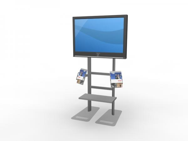 MOD-1247 Workstation/Kiosk for Trade Shows and Events -- Image 3