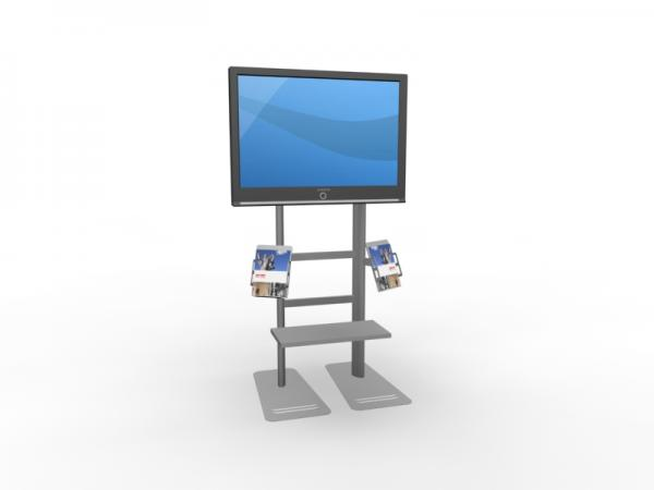 MOD-1247 Workstation/Kiosk for Trade Shows and Events -- Image 1