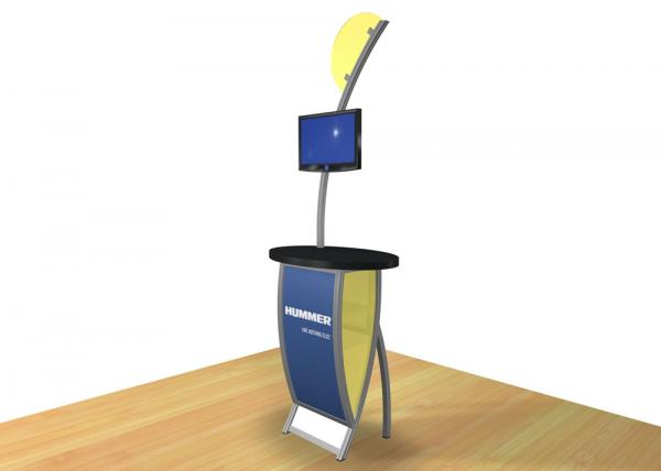 VK-1606 Trade Show Workstation or Kiosk -- Image 5