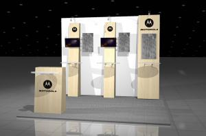LTK-5007 Custom Modular Trade Show Exhibit