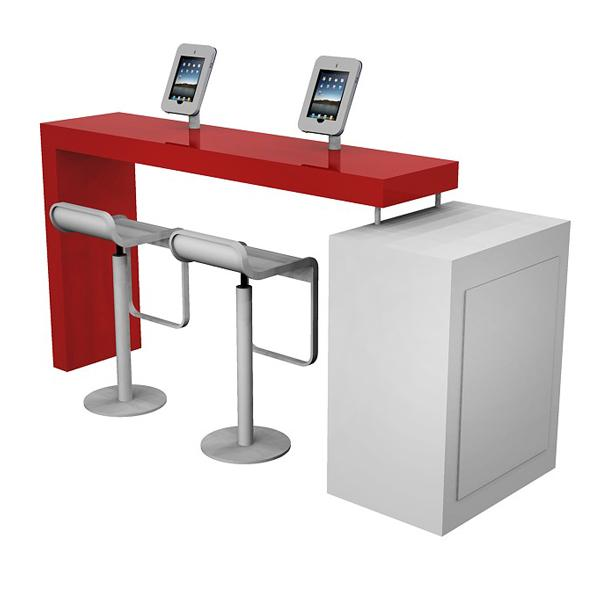 ECO-36-C Sustainable Kiosk