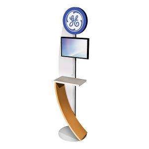 ECO-14K Sustainable Kiosk View 2