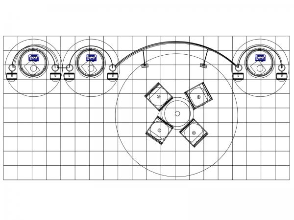 ECO-2111 -- Plan View