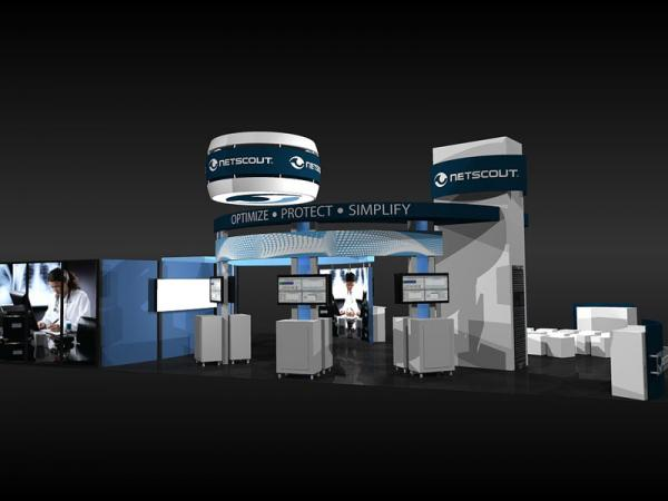 ECO-7002 Sustainable Tradeshow Display -- Image 3