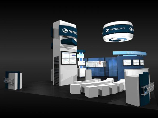 ECO-7002 Sustainable Tradeshow Display -- Image 4