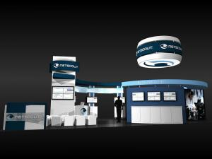ECO-7002 Sustainable Tradeshow Display -- Image 1