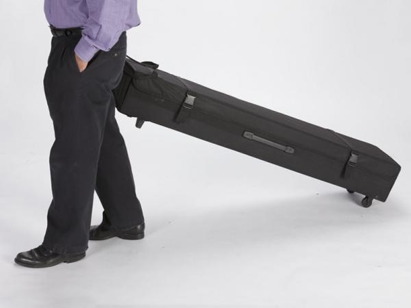 Optional TF-701 Portable Fabric Case with Wheels -- Image 1