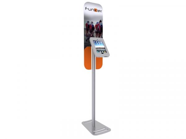 See the MOD-1369 for the Portable iPad Kiosk Version