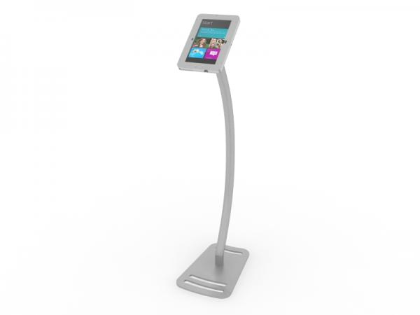 MOD-1336M Portable Surface 2 Kiosk -- Portrait Position