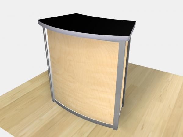 RE-1228 / Small Curved Counter - Image 3