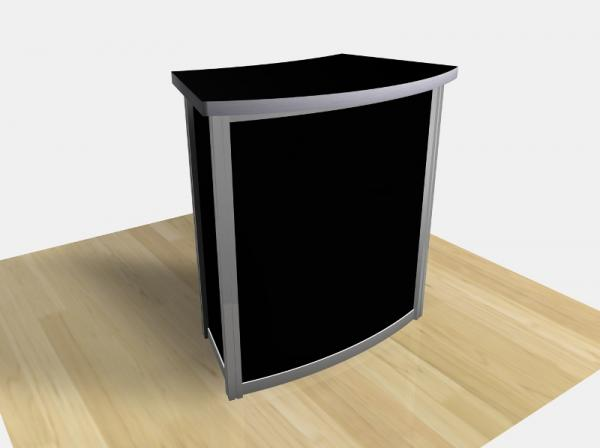RE-1228 / Small Curved Counter - Image 7
