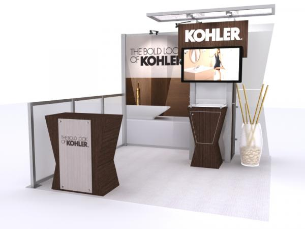 VK-1322 Trade Show Exhibit -- Image 1