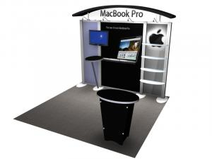 RE-1008 Rental Exhibit / 10� x 10� Inline Trade Show Display � Image 3
