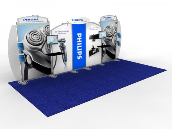 VK-2116 Portable Hybrid Trade Show Exhibit -- Image 2