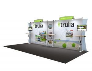VK-2110 Portable Hybrid Trade Show Exhibit -- Image 2