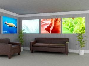 SuperNova Lightbox (60 x 36) for Trade Show, Event, or Retail Display -- Image 1