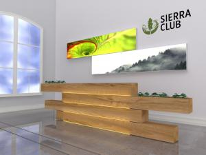 Lightboxes | Corporate Lobby