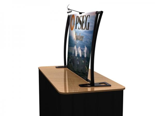 TF-401 Aero Tradeshow Tabletop Display -- Image 2